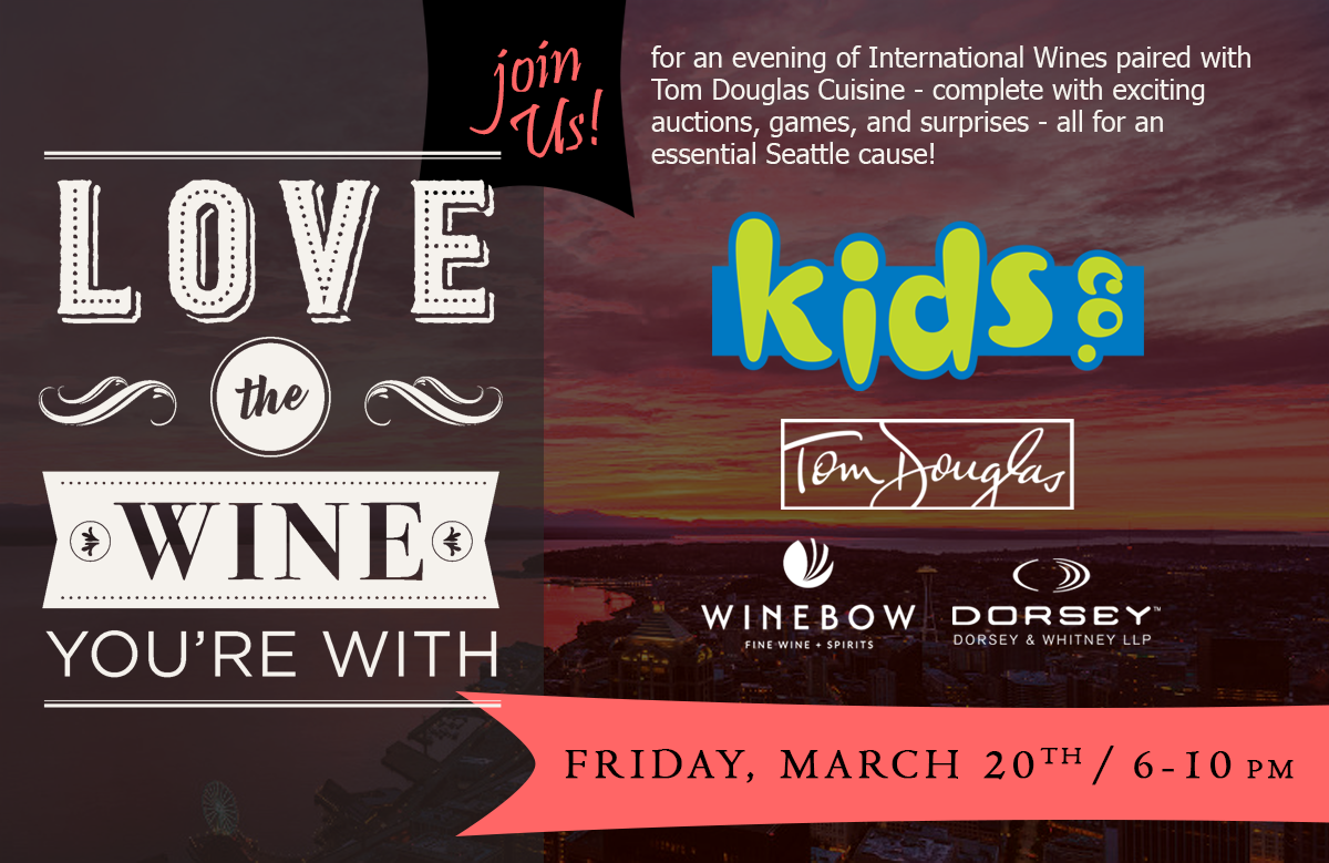 Kids Co. Wine Event 2020